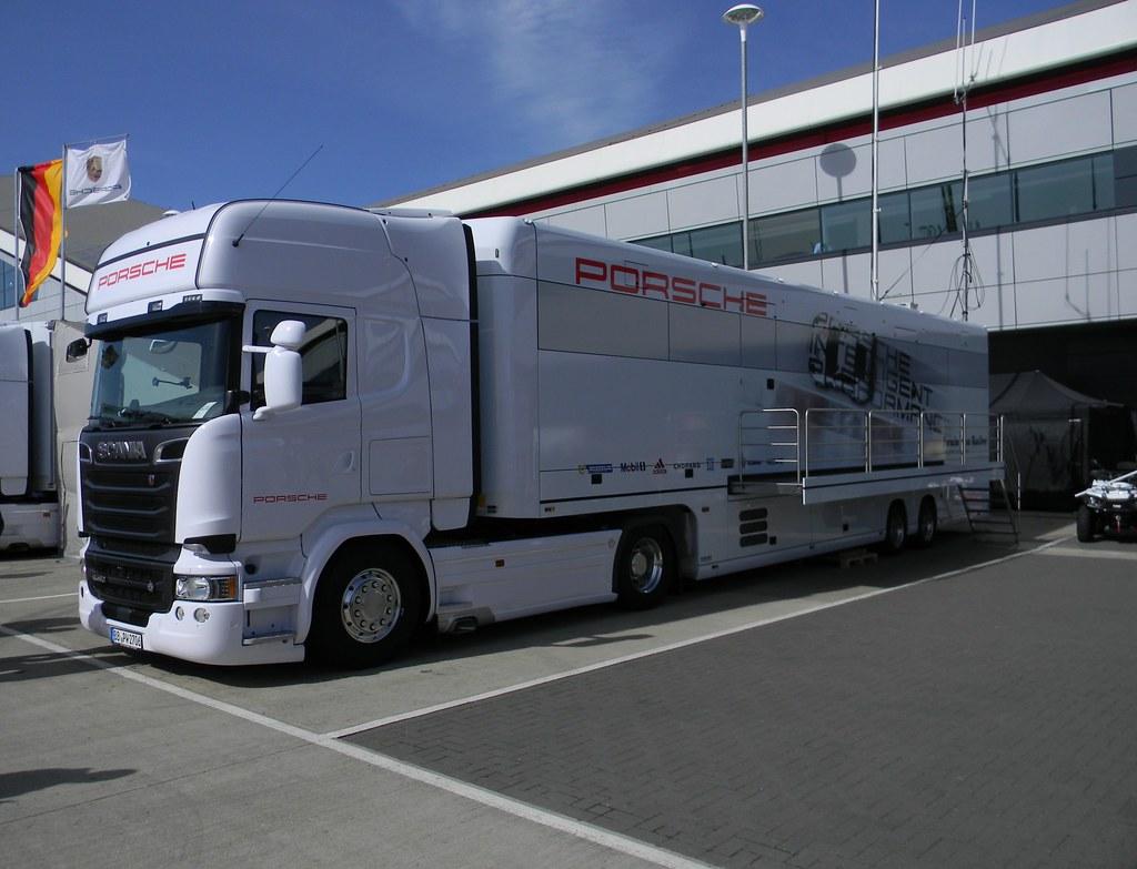 Scania Motorhome Scania Car Transporter Motorhome For Sale