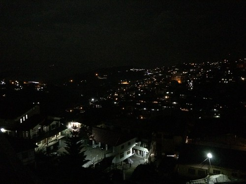 Kohima by night