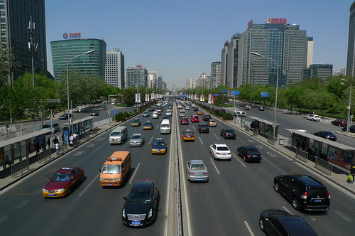2nd Ring Road - Beijing, China