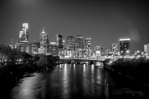 Philly at night | by CEGPhotography