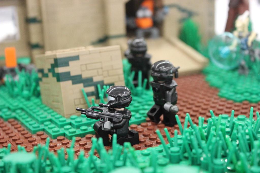 PURE lego HALO2   Naihamdude