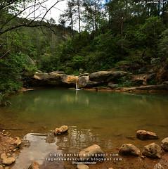 Les sept gorgs (Campdevánol, Girona)