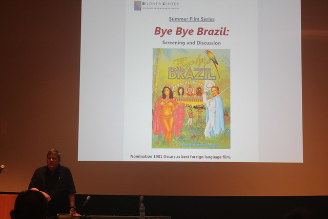 """Bye Bye Brazil:"" Screening and Discussion"