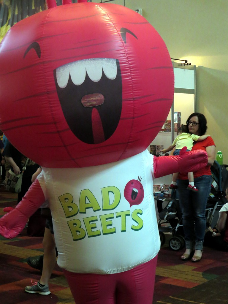 gencon has everything from bad beets to babies i ll be t flickr