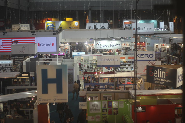 Salon du Livre de Paris 2015