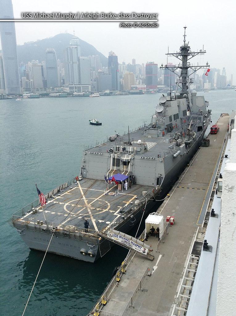 USS Michael Murphy | Arleigh Burke-class Destroyer | Flickr