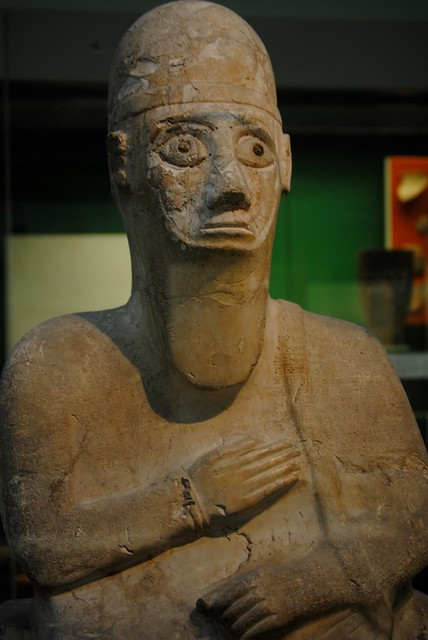 King Idrimi of Alakh