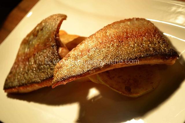 Filet de Truite Grillée sur Peau  © Ana Luthi Tous droits réservés 014