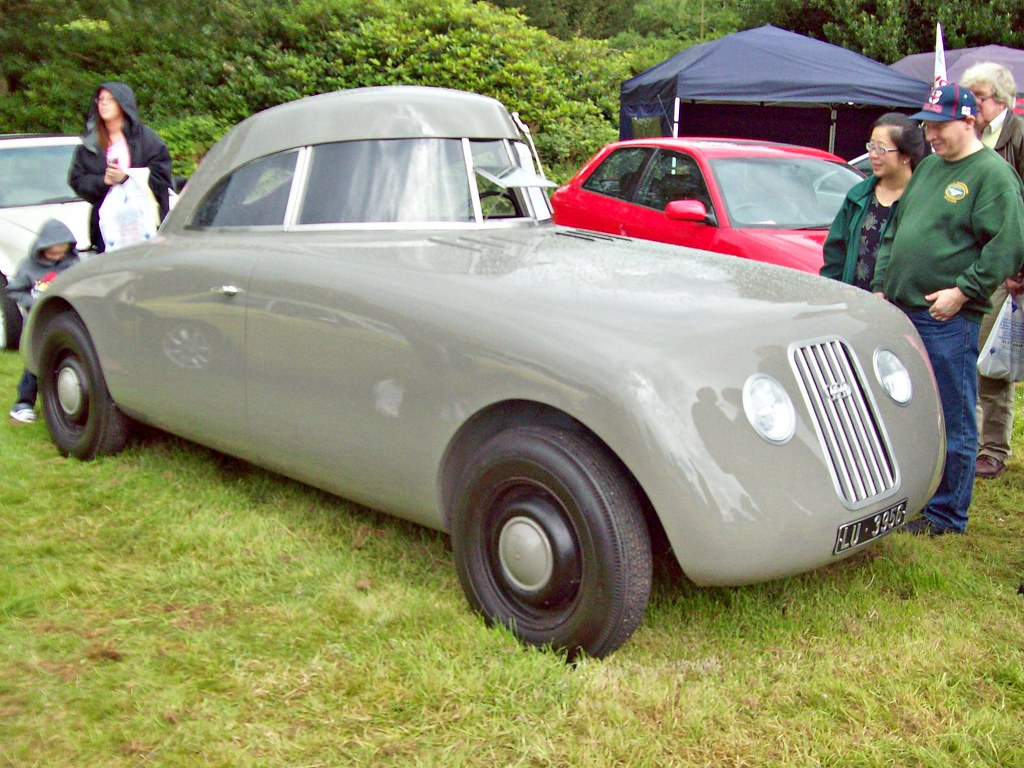 35 Audi (Auto Union) (Ugly Duckling) Prototype 1933 | Flickr