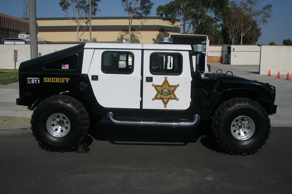 Sheriff Humer | Langston Landman | Flickr
