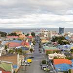 Punta Arenas, Patagonia, Chile