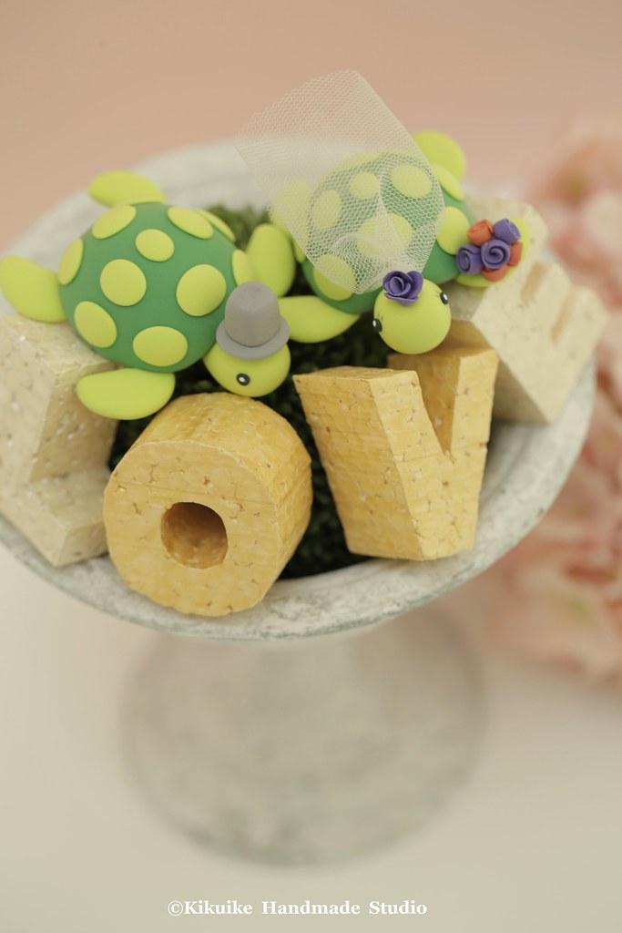 turtles Wedding Cake Topper   www.etsy.com/listing/44046010/…   Flickr