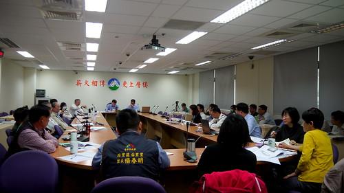 中科三期進入二階環評第11次範疇界定會議。