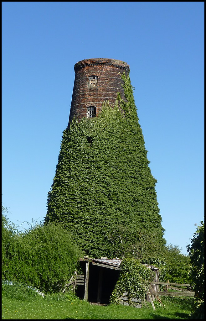 The Old Meg Flour Mill Metheringham Lincolnshire Flickr