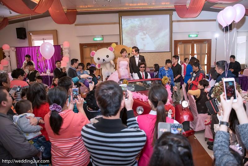 [婚攝]@港南風景區餐廳_105肇康&嬿蓉 訂結婚宴