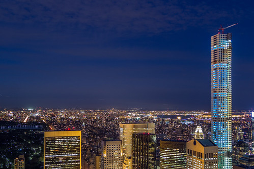 432 Park Avenue | by Manu Beaudon