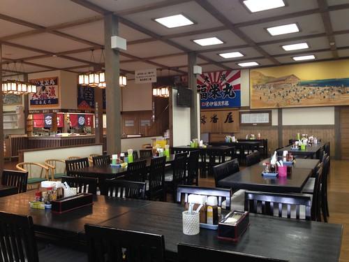 hokkaido-michinoeki-obira-nishinbanya-restaurant-inside