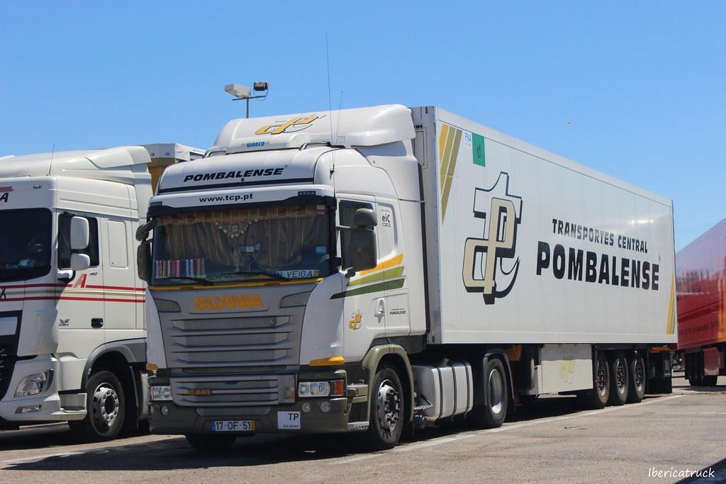 TCP Transportes Central Pombalense (Meirinhas Pombal) 28441023902_6983c72ba5_b
