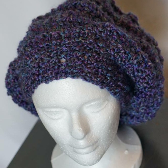 ... New in the shop - Super Slouchy Beanie! www.etsy.com shop d9a9dd6912a4
