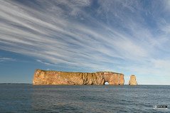 Rocher Percé, Percé Rock