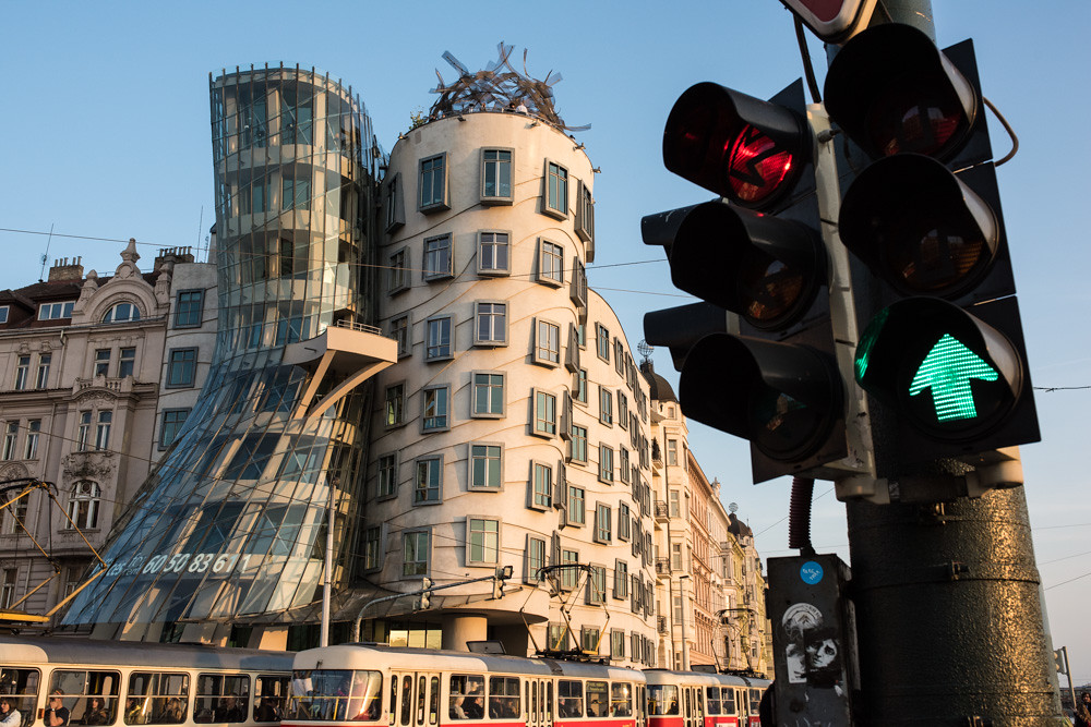 Prag Dancing Houses | by /Holger Blaskowski