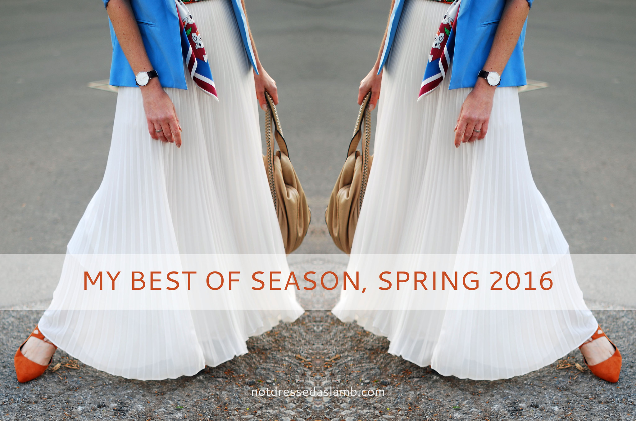 10 Spring Outfit Ideas (My Best of Season, Spring 2016) | Not Dressed As Lamb