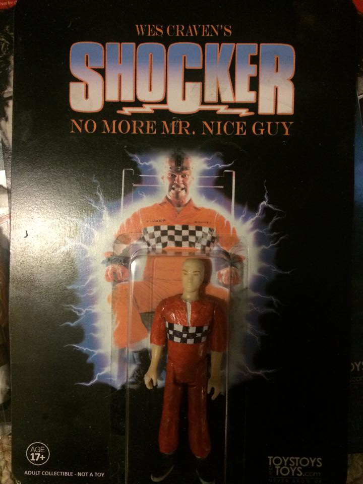 80s Customs - Wes Craven's Shocker