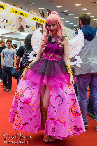 Comic Con 2015, Bucharest by Daniel Mihai