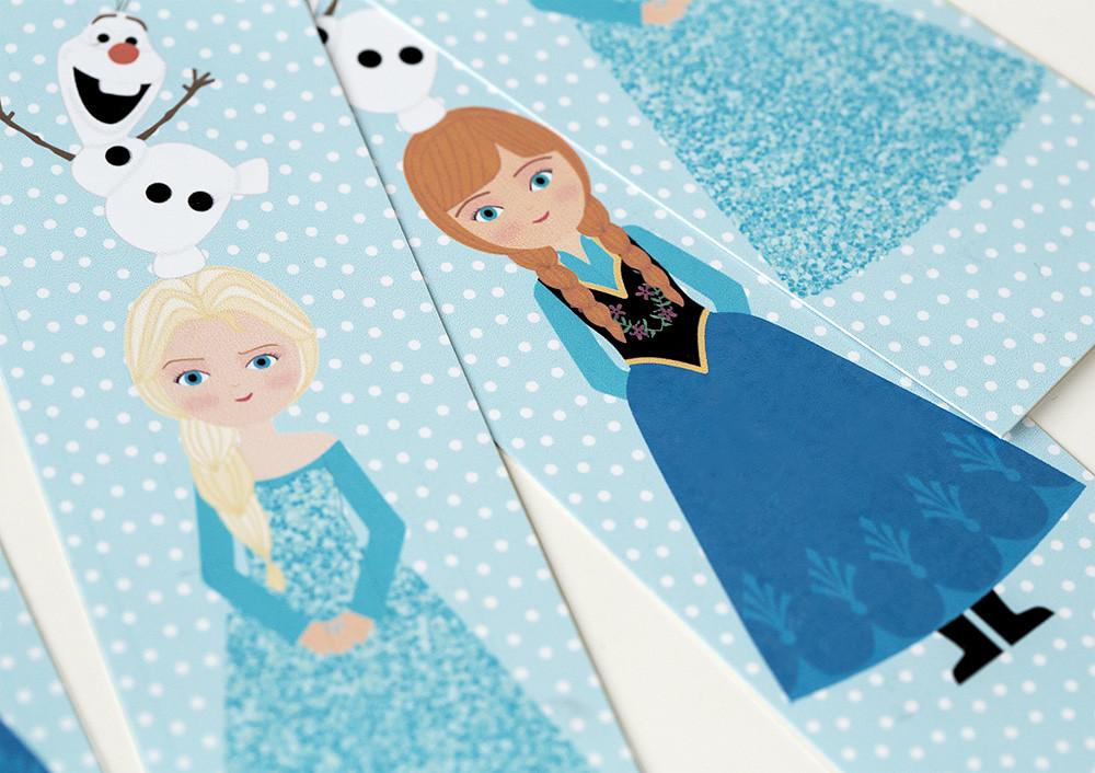Kit de fiesta gratuito Frozen