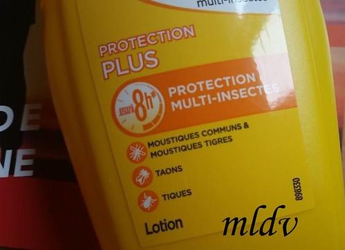 La lotion Protection plus autan avis