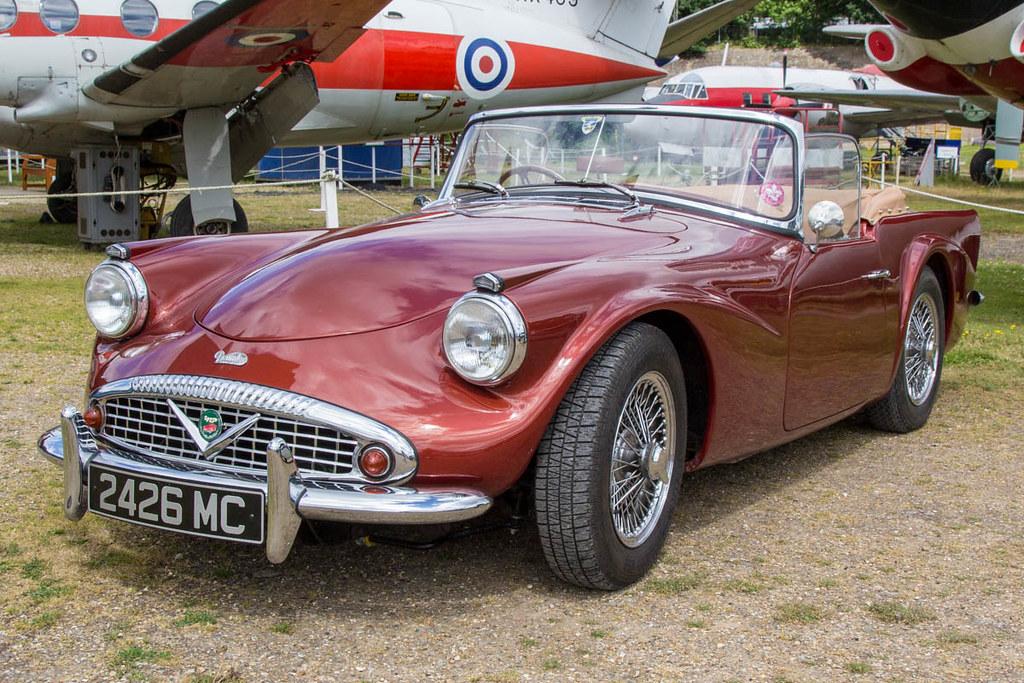 Brooklands Retrojumble And Classic Car Show 2016 1961 Da Flickr