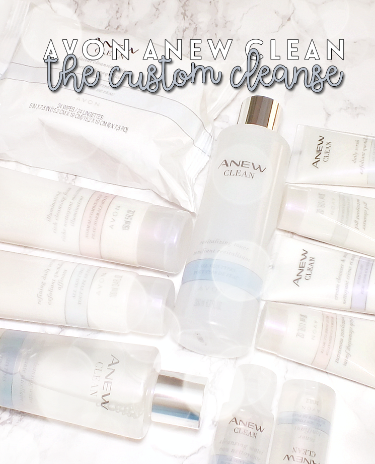 avon anew clean cleansers (1)