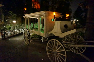 The Horse Drawn Hearse | by Disney, Indiana
