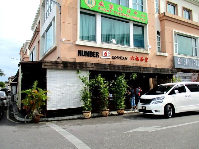Number 6 Kopitiam, Kuching