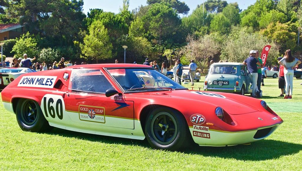 Lotus Europa | Cascais Classic Motorshow, Cascais, Portugal … | Flickr
