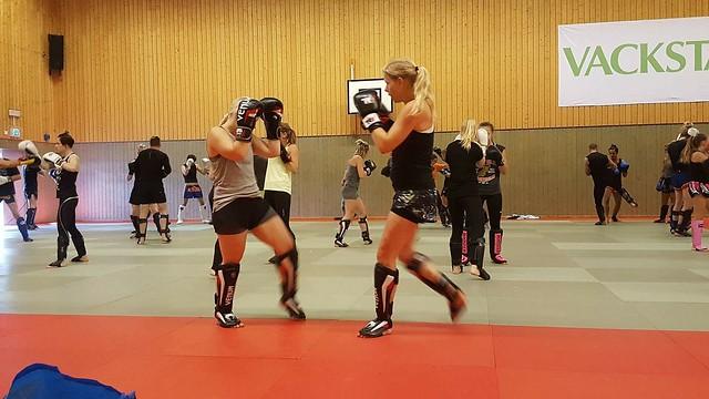 Träna med variation - thaiboxning