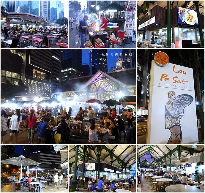 49 新加坡四天三夜自由行 美食美景購物