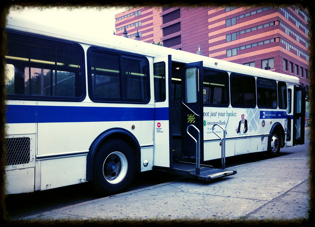 Q31 Orion V Mta Nyct Bus 6154 Archer Ave 153rd Stree