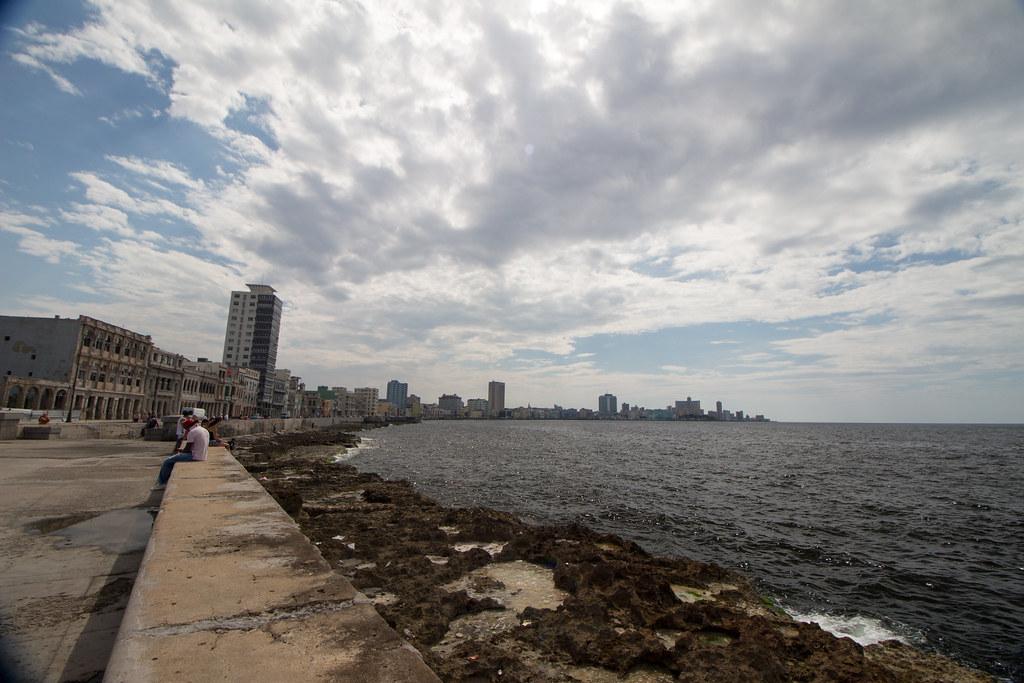 Malecon, Havanna, Kuuba