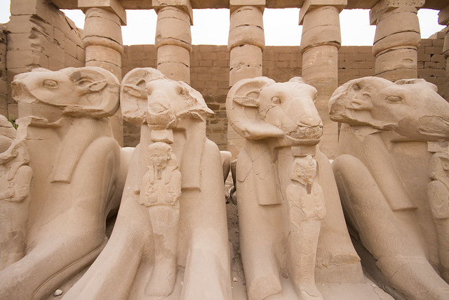 Karnak (Precinct of Amun), Luxor, Egypt