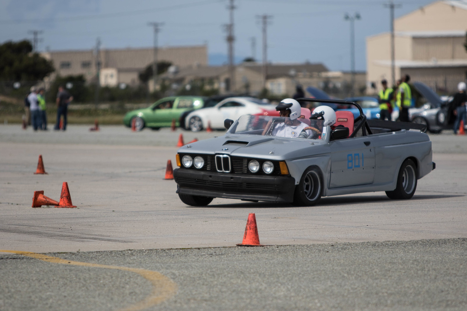 BMWCCA GGC Autocross #3 04/18/15 info on Apr 18, 2015 (255274