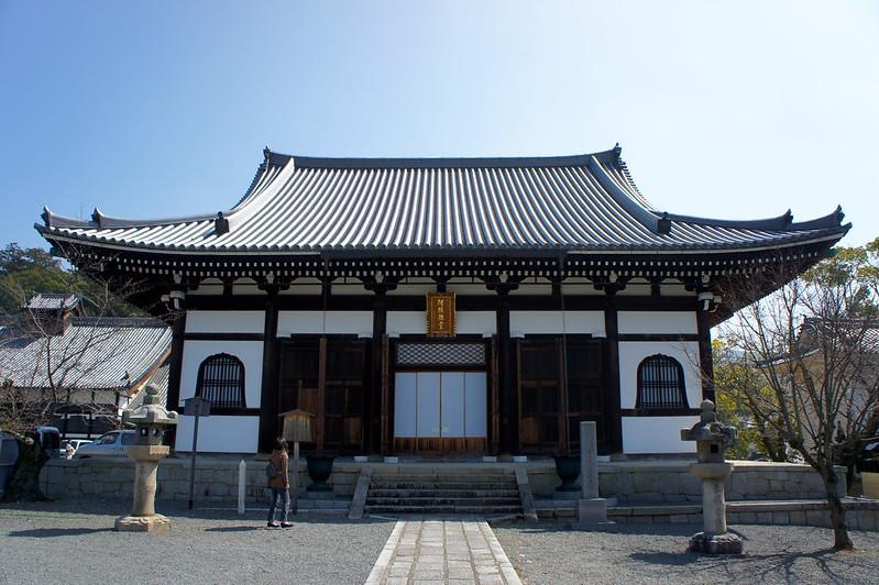 阿弥陀堂/金戒光明寺(Konkai Komyo-ji Temple / Kyoto City) 2015/03/17