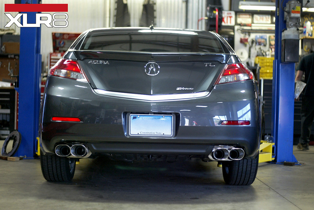 XLR8 4G TL Exhaust JPipe | Excelerate Performance | Flickr Acura Xlr on