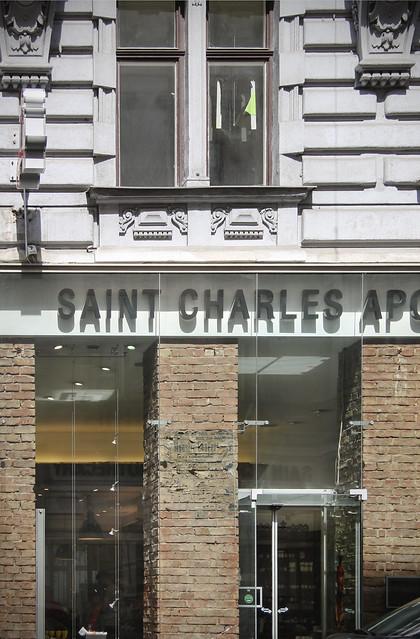 Saint Charles Apotheke, Vienna