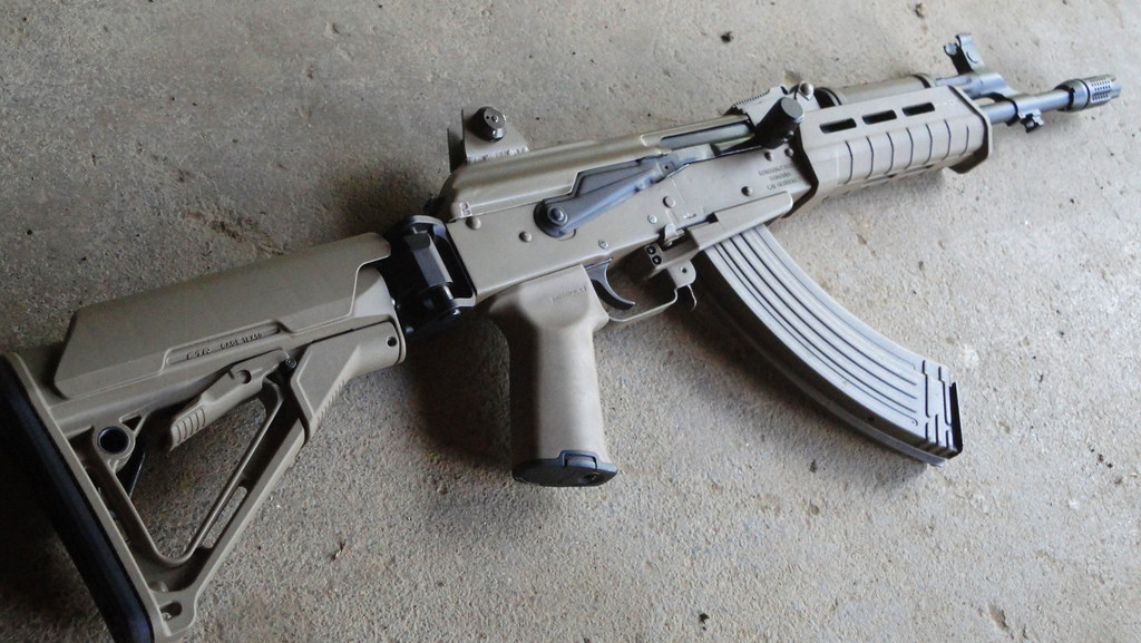 The Magpul Zhukov Stock Is Pure Sh*t - The AK Files Forums