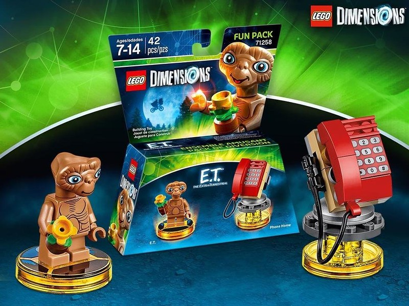 LEGO Dimensions E.T. Fun Pack (71258)