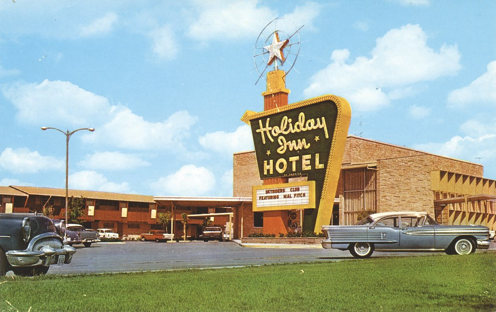 Holiday Inn Hotel - Dallas, Texas