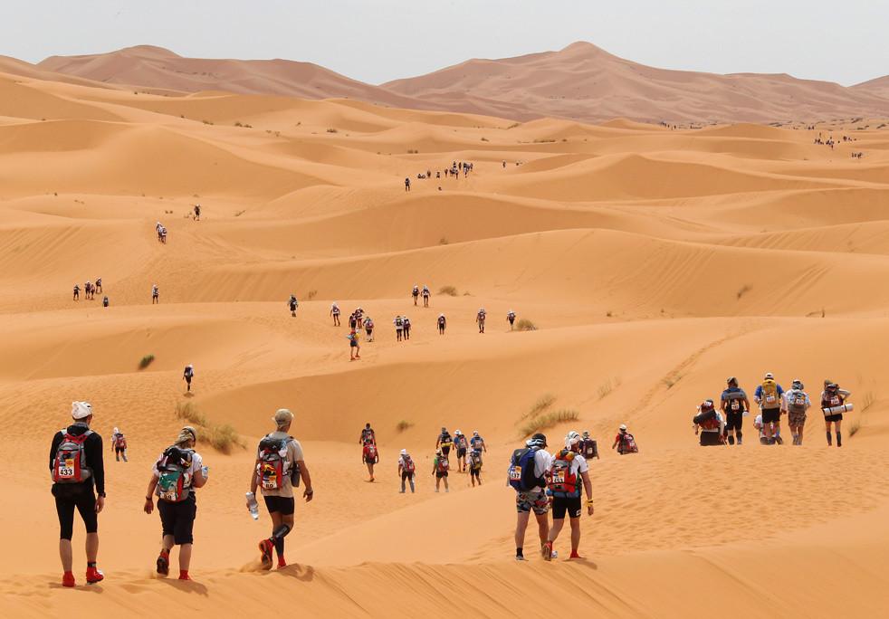 Η διαδρομή του αγώνα κινείται στο νότιο Μαρόκο στις επαρχίες Errachidia και Tinghrir καλύπτοντας συνολικά 240 περίπου χιλιόμετρα σε 5 ετάπ / 6 ημέρες και διασχίζει μερικά από τα εντυπωσιακότερα τερέν της Μαροκινής ερήμου
