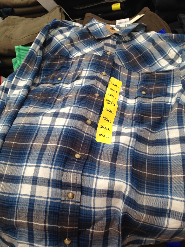 Jax Flannel Shirt At Costco M01229 Flickr