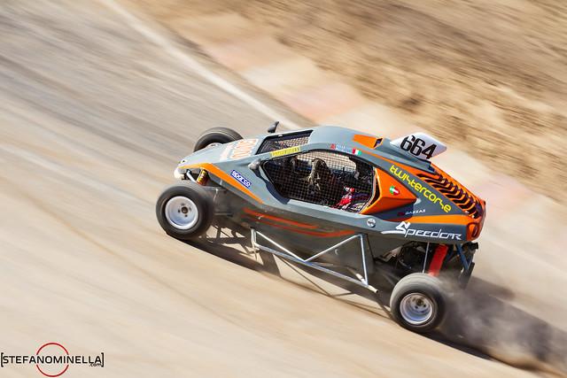 664 Turn - TRX Kartcross